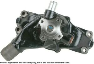 A1 Cardone 55-11314 Engine Water Pump For Select 01-09 Chevrolet GMC Models