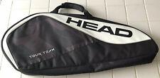 HEAD Tour Team 9R Supercombi Tennis Bag Black Red Racquet Backpack 283118 +A!