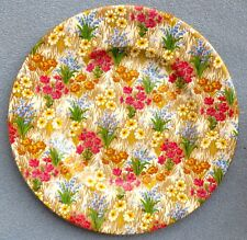 Royal Winton Marguerite Floral Chintz Round Dinner Plate