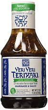 Soy Vay Veri Veri Teriyaki Sauce - Less Sodium- 6 pack