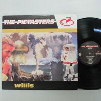 Pietasters – Willis LP 1997 US ORIG Hellcat Bad Religion RANCID SKA REGGAE PUNK