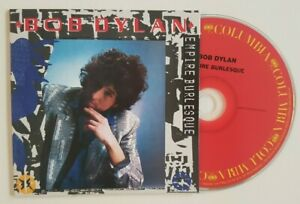 BOB DYLAN 1985 - NEWLY REMASTERED  - EMPIRE BURLESQUE ♦ CD Limited Edition ♦