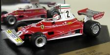 Quartzo 1/43 Scale 4053 Ferrari 312T USA GP 1976 Clay Regazzoni Diecast F1 Car
