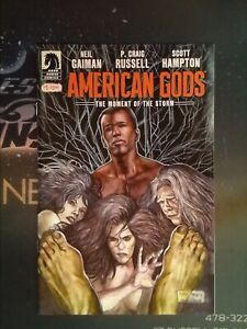 American Gods Moment of the Storm #1 Dark Horse VF/NM 9.0 (CB6092)