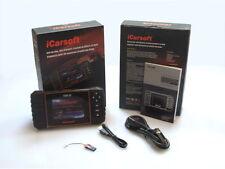 iCarsoft PMBI Mercedes Diagnostic profond Fonction Reset Electr.