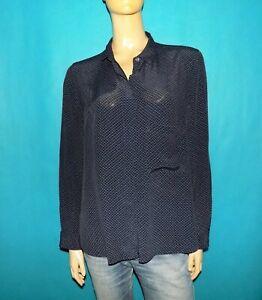 chemise CLOSED noire Taille : Médium TRES BON ETAT