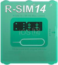 R-SIM14 Nano Unlock RSIM Cloud Card for iPhone 11 Pro XS Max XR 8 7 6s 6 iOS 12