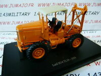 TR999A Tracteur 1/43 universal Hobbies LATIL H14 TL 10 1950 forestier