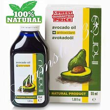 100% Pure Natural Essential oil Avocado Face Moisturising Anti-Aging 55ml Ikarov