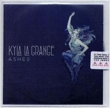 KYLA LA GRANGE Ashes UK #'d sealed promo test CD + 4 bonus CDs Vampire Better