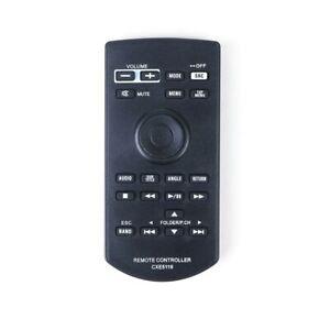 New CXE5116 For Pioneer Car AV System Remote Control AVH1450 AVH2450 AVH-X490BS