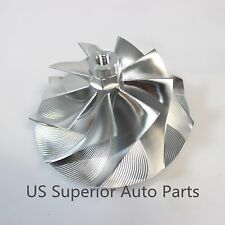 94~03 Ford Powerstroke 7.3L GTP38/TP38 Turbo Billet Compressor Wheel 9+0 Blades