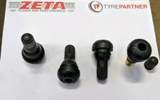 4 Pack Premium Motorcycle Scooter Motorbike Quad car TR412 Tubeless Tyre Valves