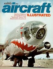 AIRCRAFT ILLUSTRATED MAY 1972 BLACKBURN FIREBRAND FAA RN_DH COMET_RAFG LAARBRUCH