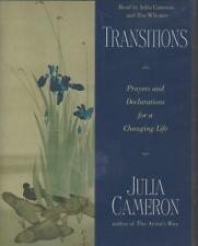 TRANSITIONS by Julia Cameron ~ New, Sealed Single Audio Cassette