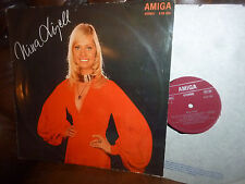 "Nina Lizell, Same, Schlager, DDR Amiga 855320 Stereo LP, 12"" 1973"