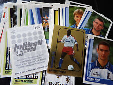 Panini Fußball Bundesliga Buli 99 Saison 1999 Fußballbilder Sammelbild Sticker