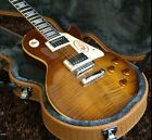 Custom Factory High-Quality Tiger Smoked Electric Guitar Fast Shipping for sale