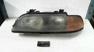 Driver Left Headlight Xenon HID Fits 98-00 BMW 528i 90119