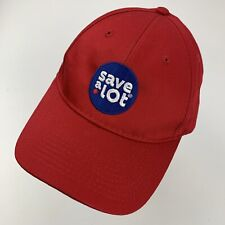 Save A Lot Grocery Store Ball Cap Hat Adjustable Baseball