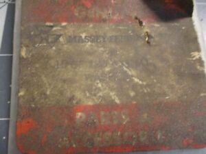Massey Ferguson 180411M1 Washer