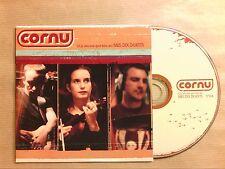 RARE CD PROMO 1 TITRE / CORNU / MES DIX DOIGTS / TRES BON ETAT