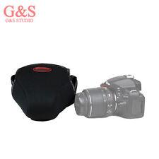 S Neoprene Soft Camera Case Bag For Canon 1000D 1100D Nikon D3100 53000 D40 D50