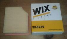 Air Filter WA6749 Fits Citroen Berlingo Peugeot Partner