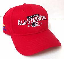 Tri-Health Promo CINCINNATI REDS ALL STAR GAME WEEK Red 2015 Men/Women MLB Logo