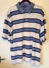 Men's BHS Atlantic Bay Short Sleeved Polo T-Shirt Size XXL