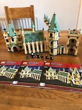 LEGO Harry Potter 4842 Hogwarts Castle (2010) Instructions. Some Missing Figs