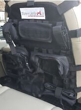Terrafirma Tactical Seat Cover / Storage System for 4x4 /  Van /  Car - TF1200