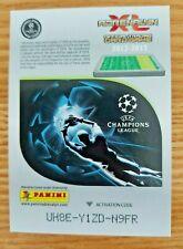 1 Team  Panini Adrenalyn XL Champions League 2012/13 TEAM Cards