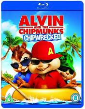 Alvin and the Chipmunks: Chipwrecked [Blu-ray] [2012]     Brand new and sealed