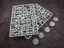 40K Necron Immortals / Deathmarks on Plastic Frame