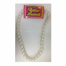 Plastic Pearl Necklace Costume Accessory Forum Novelties 54351