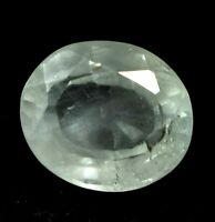 8.00 Ct Natural Brazil Blue Topaz Certified Loose Gemstone Untreated