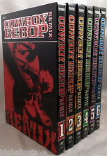 COWBOY BEBOP REMIX Complete Collection Volumes 1 2 3 4 5 6 in Slipcases Sealed