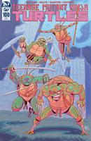 Teenage Mutant Ninja Turtles #100 Variant Cover Alpha Rob Guillory TMNT
