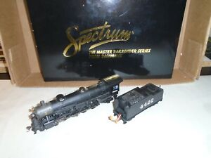 BACHMANN SPECTRUM #81610 USRA LIGHT 4-8-2 MAOUNTAIN LOCO - FRISCO #4422 HO