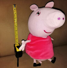 Peppa Pig Cuddle Toy Size about 1F High Good Used Condition