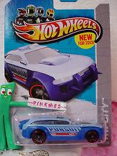 2014 Case A 2013 Hot Wheels HW PURSUIT Police Car #20 US Team∞lt Blue∞Rescue