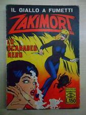 ZAKIMORT- PRIMA SERIE- N° 13