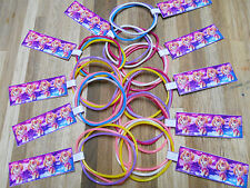12 PAW PATROL SKYE birthday party favor girl bracelets sets w/customizeable tag