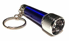 LED KEY RING TORCH - Camping, Locating Keyhole In The Dark - KEY CHAIN LITE