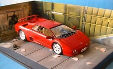 LAMBORGHINI DIABLO DIE ANOTHER DAY 1/43 JAMES BOND 007 UNIVERSAL HOBBIES