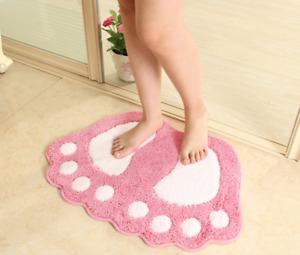 Home Living Room Mat For Toilet Rug For Decor Bathroom Carpet Bath Mats