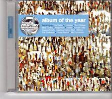 (FH495) 2003 Panasonic Mercury Music Prize Compilation - 2003 CD