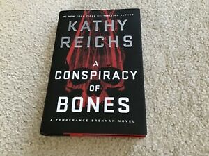 A Conspiracy of Bones by Kathy Reichs (2020 HardCover) 1st Edition