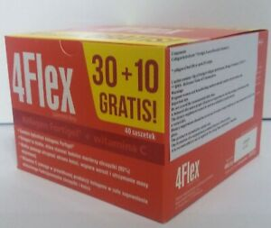 4 Flex 30 sachets + 10 sachets free